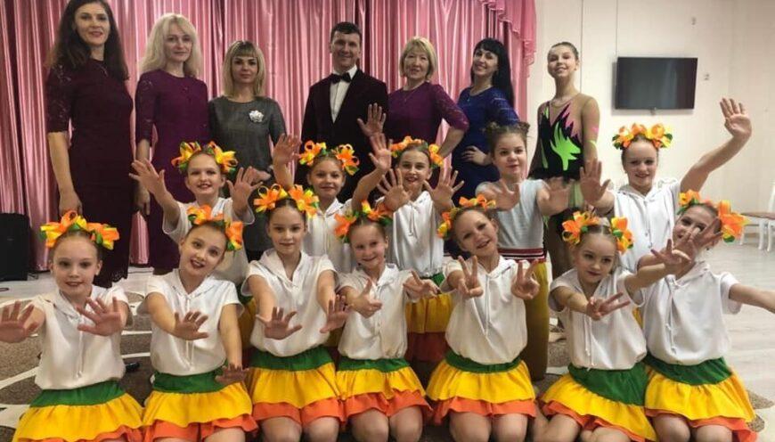 Организация поздравления коллектива МАДОУ детский сад № 9